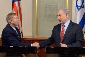 benjamin-netanyahu-with-senator-lindsey-graham