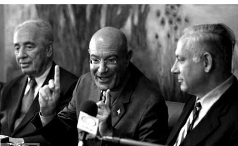 Milchan-Peres-Netanyahu