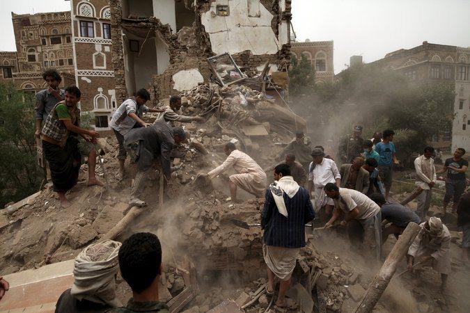 YemenAirstrike