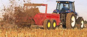 Mining the soil: Biomass, the unsustainable energy source