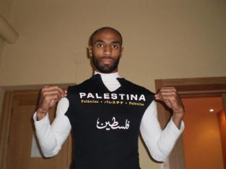 EUROPEAN FOOTBALLERS DECLARE SUPPORT FOR PALESTINE_550x550