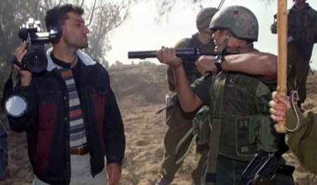 palestinian-journalists-media-press-israeli-soldier