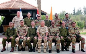 us-egyptian-israeli-military-commanders