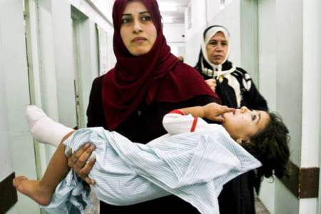 A-Palestinian-mother