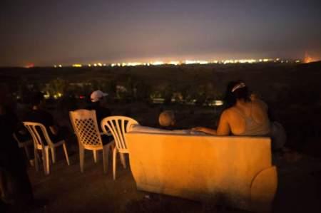 ISRAEL-PALESTINIANS-CONFLICT-GAZA