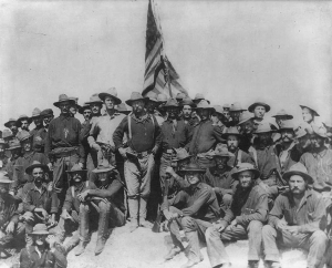 war_1898_rough_riders