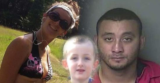 Cop-Had-Been-Stalking-Mans-Fiance-Before-Pulling-Him-Over-and-Murdering-His-6-yo-Boy