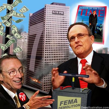 David_Dees_Larry_Silverstein_and_Giuliani_demolition