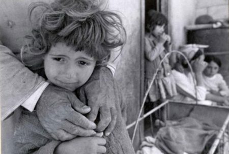 nakba-girl-crying