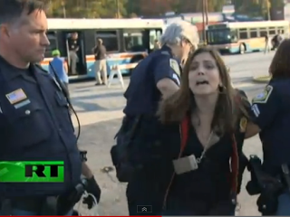america-american-democracy-rt-russiatoday-correspondent-kaelyn-fordebeing-brutally-arrested-by-police-fort-benning