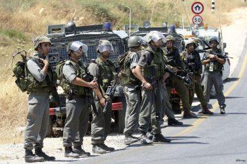 israeli-occupation-forces